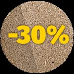 Hele puitbrikett kuni -30% soodsamalt