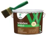 Puiduõlid Woodex valik tooteid: 0,9L - 9L  värvitu, pruun, hall
